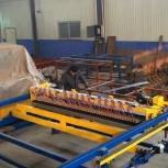 Станок для производства 3D заборов и ограждений, Сургут