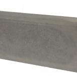 Бордюр ТЗБИ Односторонний Вибролитой 500х210х70 Се, Сургут