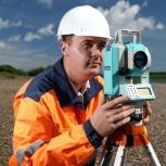 Видео-курс по геодезии. Работа с тахеометром, Сургут