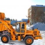 Вывоз снега на легальный полигон в Сургуте, Сургут