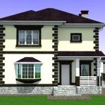 Проектирование домов и коттеджей, строительство по проектам, Сургут