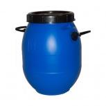 Бочка тара пластиковая на 40 литров, Сургут