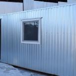 Блок-контейнер зимний на раме 4 м х 2.4 м., Сургут