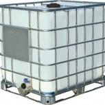 Еврокуб тара на металлическом поддоне 1000 литров, Сургут