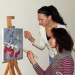 Образовательные курсы рисования в Сургуте, Сургут