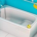 Ванна сидячая недорого с доставкой в Сургуте, Сургут