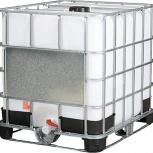Еврокуб тара на комбинированном поддоне 1000 на литров, Сургут