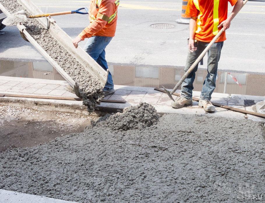 сургут бетон цена