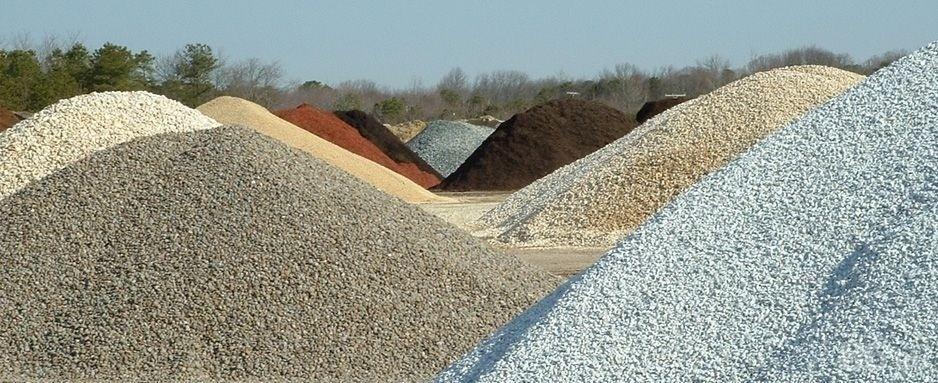 Камень строительный камень базальтовый щебень отсев гранитный архангельск Ижевск мурманс строительная компания макс в Ижевске