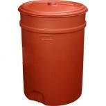 Бочка тара пластиковая коническая 205 литров, Сургут