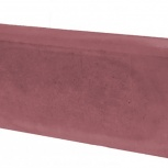 Бордюр ТЗБИ Односторонний Вибролитой 500х210х70 Кр, Сургут